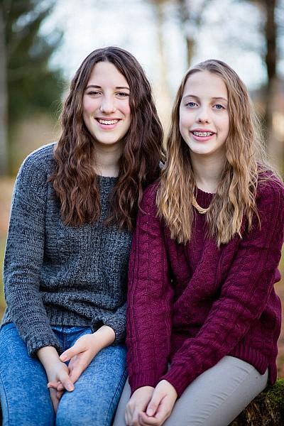Jasmin + Marie